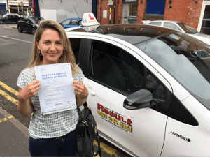 Driving School Birmingham Area