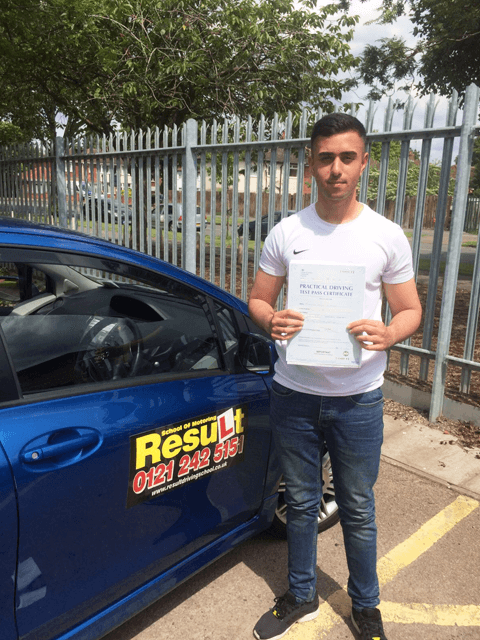 result driving school telford